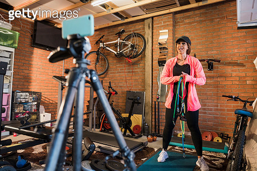 Passionate About Health & Exercise - gettyimageskorea
