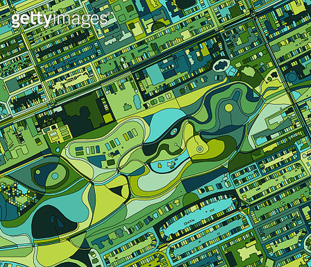 ilustration of amsterdam city structure - gettyimageskorea