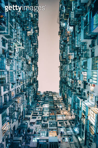 High Density Living - gettyimageskorea