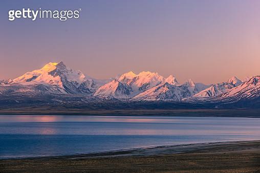 The scenery of Tibet - gettyimageskorea