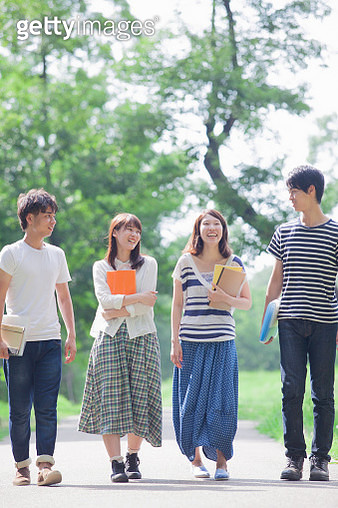 A good friend of japanese young people - gettyimageskorea