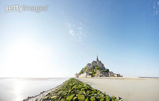 Mont Saint-Michel, France - gettyimageskorea