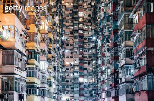 High Density Living - gettyimageskorea
