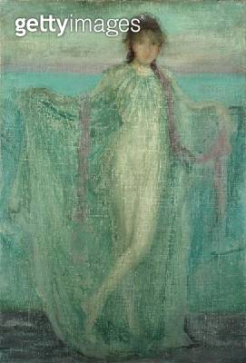 <b>Title</b> : Annabel Lee (oil on canvas)<br><b>Medium</b> : oil on canvas<br><b>Location</b> : Hunterian Art Gallery, University of Glasgow, Scotland<br> - gettyimageskorea