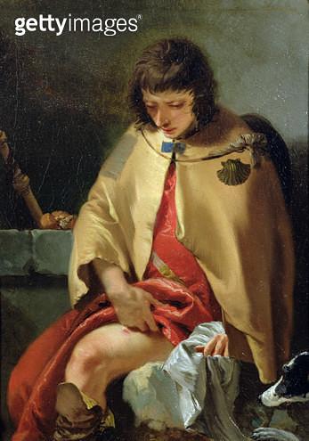 St. Roch/ c.1730-35 - gettyimageskorea