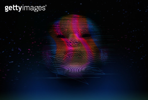 GAF01: Digital portrait - gettyimageskorea
