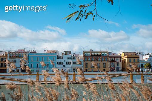 Triana and the Guadalquivir River - gettyimageskorea