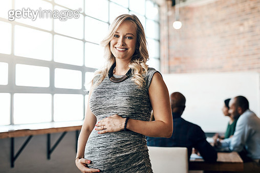 I'll be leaving for maternity leave soon - gettyimageskorea