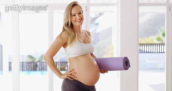 Staying fit for my baby - gettyimageskorea