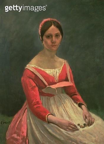 <b>Title</b> : Madame Legois, 1838<br><b>Medium</b> : oil on canvas<br><b>Location</b> : Osterreichische Galerie Belvedere, Vienna, Austria<br> - gettyimageskorea