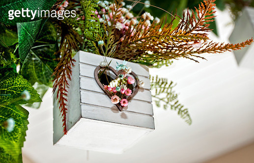 Detail of wedding decor - gettyimageskorea