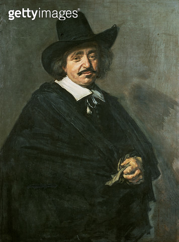 <b>Title</b> : Portrait of a man, c.1654-55<br><b>Medium</b> : oil on canvas<br><b>Location</b> : Kunsthistorisches Museum, Vienna, Austria<br> - gettyimageskorea