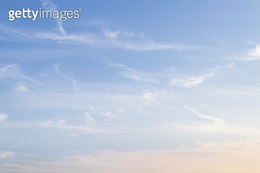 Cloud Typologies - Romantic Sky - gettyimageskorea