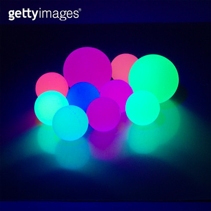 Brightness of Blacklight - gettyimageskorea