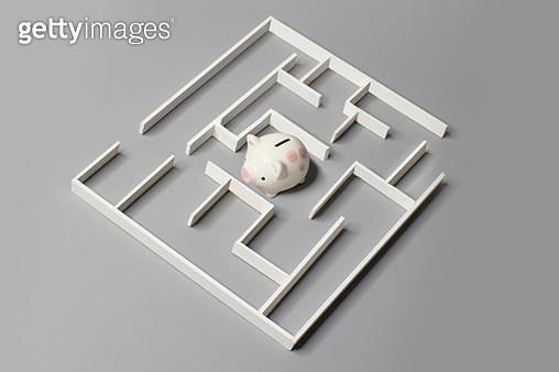 Financial planning concept image. - gettyimageskorea