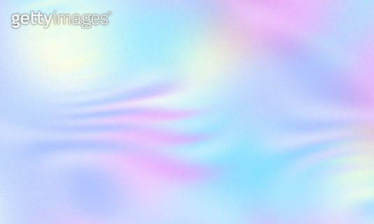 Liquid ink texture. Patel colored gradient background with copy space. Modern stylish illustration with wavy acrylic effect. - gettyimageskorea