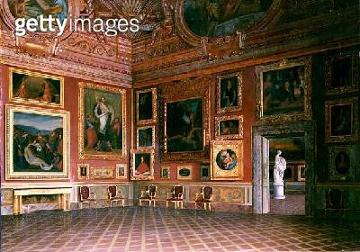 Interior in the Medici Palace - gettyimageskorea