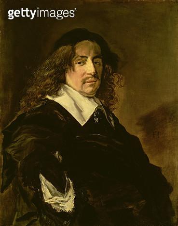 <b>Title</b> : Portrait of a Man, c.1660<br><b>Medium</b> : oil on canvas<br><b>Location</b> : Hermitage, St. Petersburg, Russia<br> - gettyimageskorea