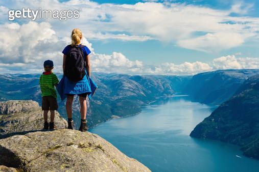 Lysefjorden - gettyimageskorea