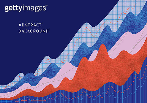 Abstract financial background - gettyimageskorea