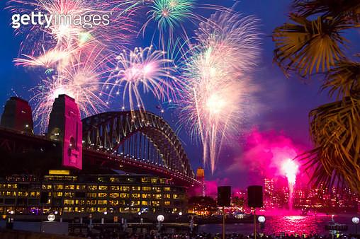 Sydney New Year's Eve - gettyimageskorea