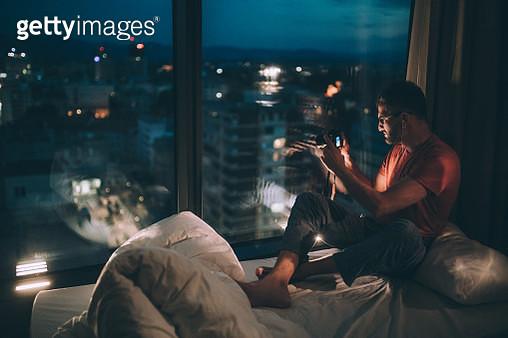 Night photography - gettyimageskorea