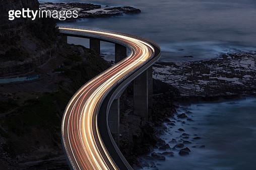 Traffic on Bridge - gettyimageskorea