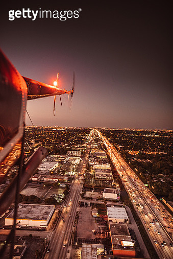 flying over miami - gettyimageskorea