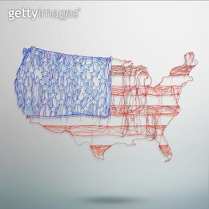 US map - gettyimageskorea