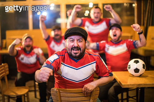 Excited fans - gettyimageskorea