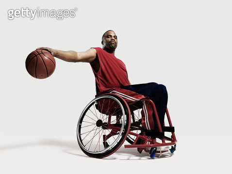 Wheelchair basketball player - gettyimageskorea