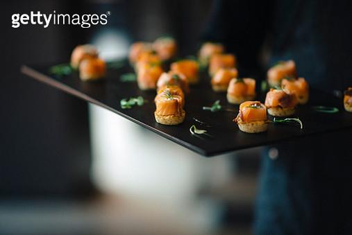 Smoked salmon - gettyimageskorea