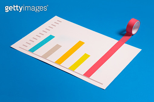 Conceptual finance or business growth chart. - gettyimageskorea