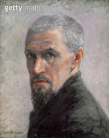 <b>Title</b> : Self Portrait, c.1889 (oil on canvas)Additional InfoAutoportrait; French Impressionist painter;<br><b>Medium</b> : oil on canvas<br><b>Location</b> : Musee d'Orsay, Paris, France<br> - gettyimageskorea