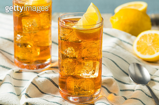 Refreshing Southern Sweet Iced Tea - gettyimageskorea
