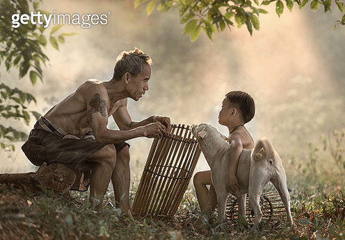 Father's Love - gettyimageskorea
