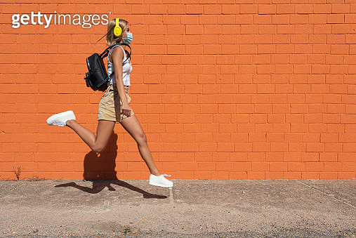 Back to school with the face mask - gettyimageskorea
