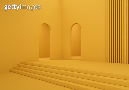 3D rendering interior background - gettyimageskorea