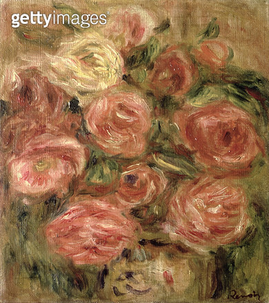 <b>Title</b> : Flowers, 1913-19<br><b>Medium</b> : oil on canvas<br><b>Location</b> : Galerie Daniel Malingue, Paris, France<br> - gettyimageskorea