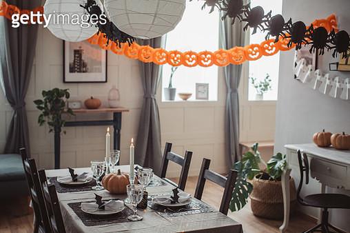 Halloween lunch - gettyimageskorea
