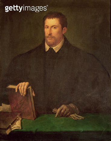 <b>Title</b> : Portrait of Ippolito RiminaldiAdditional Infolegate to baron Michele Lazzaroni;<br><b>Medium</b> : oil on canvas<br><b>Location</b> : Accademia di San Luca, Rome, Italy<br> - gettyimageskorea