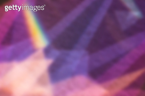 Abstract Background, Rainbow Background, Prism Background, Pink and Purple - gettyimageskorea
