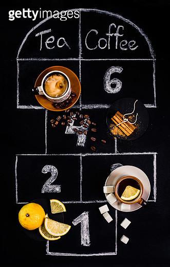 Tea or Coffee? - gettyimageskorea