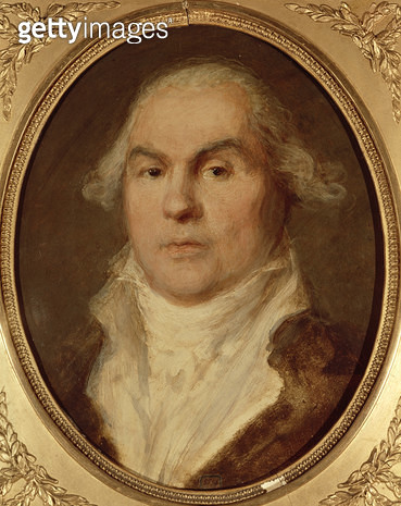 <b>Title</b> : Portrait of Jean-Jacques-Regis de Cambaceres (1753-1824) (oil on canvas)Additional Infoworked extensively on the Code Civil;<br><b>Medium</b> : <br><b>Location</b> : Musee des Beaux-Arts, Chartres, France<br> - gettyimageskorea