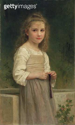 <b>Title</b> : Innocence, 1898 (oil on canvas)<br><b>Medium</b> : oil on canvas<br><b>Location</b> : Manchester Art Gallery, UK<br> - gettyimageskorea