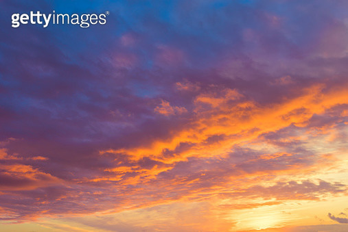 Clouds and sky - gettyimageskorea