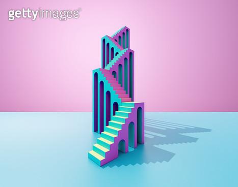 Stairs - gettyimageskorea