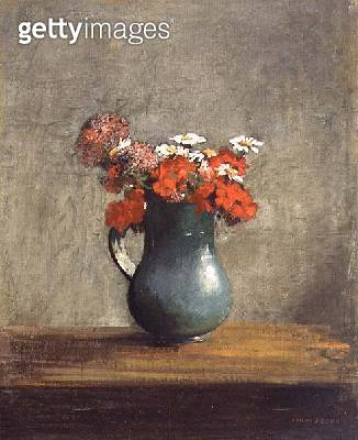 Flowers in a vase/ 1901 - gettyimageskorea