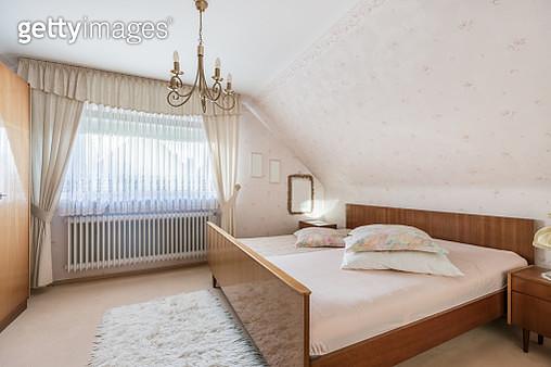 Ancient Bedroom HDR - gettyimageskorea
