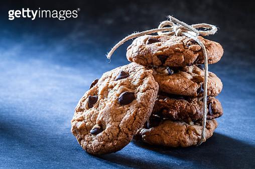 Chocolate chip cookies - gettyimageskorea